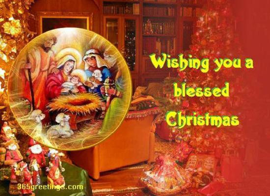 christian-christmas-wishes - St. Mel\'s Catholic Academy